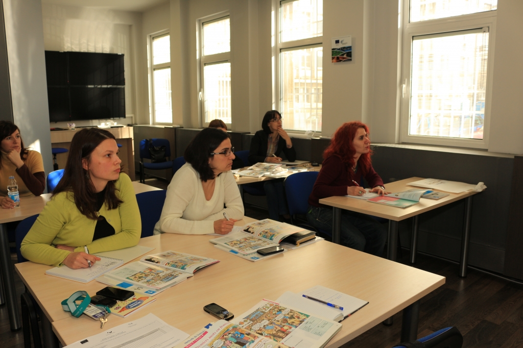 Курс по френски език в Община Габрово, организиран школа Интензив Габрово