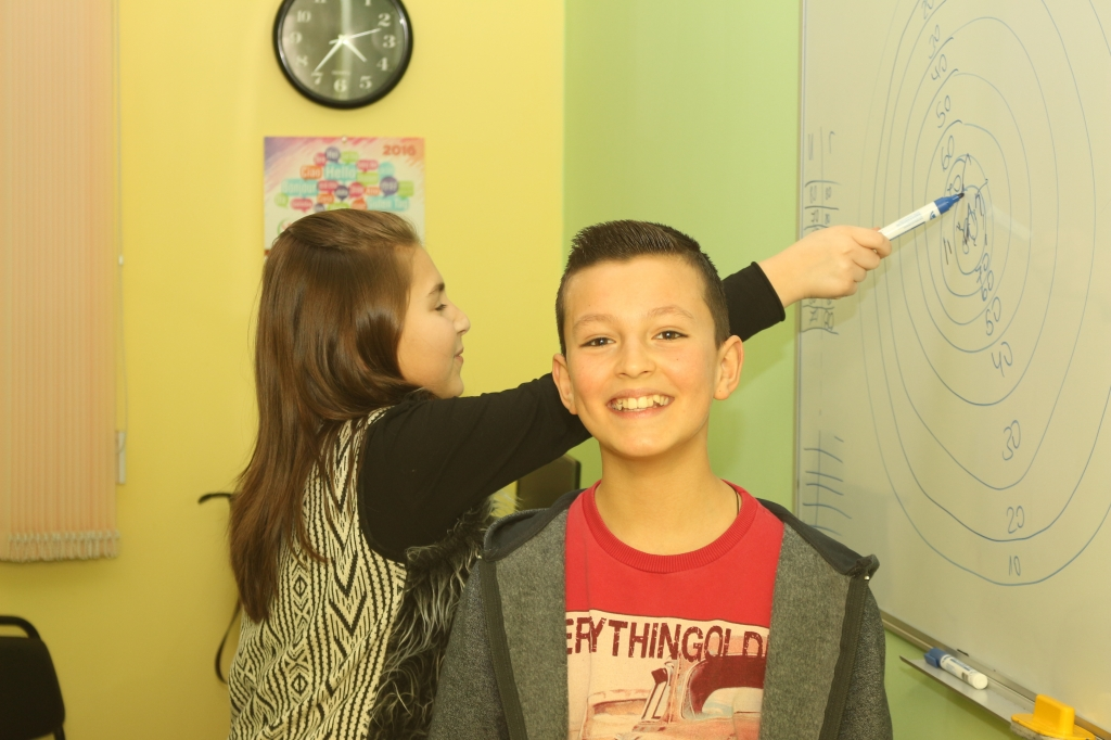 Полуиндивидуално езиково обучение по английски, немски, френски, италиански език за ученици и възрастни в школа Интензив Габрово