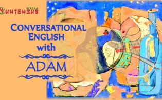 Coversational English with Adam